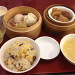中華料理 楓林 - ランチ