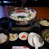 そば・天ぷら・もつ鍋 くし田 - 料理写真:博多もつ鍋膳(塩明太味)