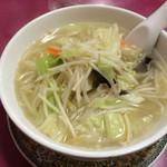 40693046 - 野菜タンメン