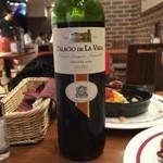 40693231 - お店のスタッフの故郷のワイン