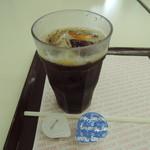 ドムドムハンバーガー - アイスコーヒー 単品120円