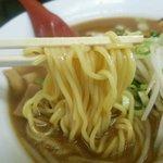 サッポロラーメン - 味噌ラーメン 麺リフト
