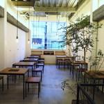 cafe634 - 店内2階1