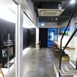 cafe634 - 店内1階2