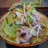 一日橋食堂 - 料理写真:肉野菜そば 580円