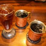 星乃珈琲店 - アイスコーヒー&アイスティー♪