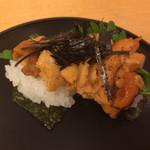 寿司お造り 大漁 - 特選ウニは420円‥