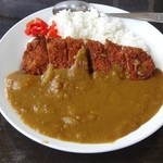 タイガー食堂 - 料理写真:カツカレーライス(1,000円)