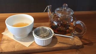 ネオ ガーデン カフェ - 大慶堂オリジナル茶