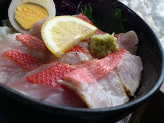 海女料理 えび満