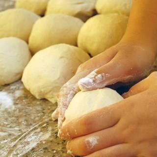 きび糖と豆乳を使用した天然酵母のパン