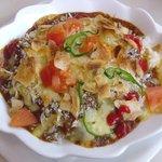 花野菜 - 焼きカレー