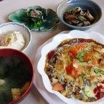 花野菜 - 焼きカレー(ランチ)