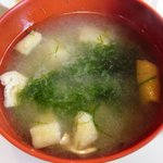 花野菜 - 味噌汁