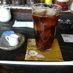仏果堂 - アイスコーヒー・マンデリン