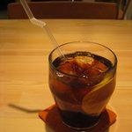 カフェ モイ - iceマテティー