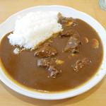 ルー・ド・メール - 特選 和牛カレー ¥1,680