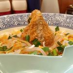 鶏の華 - 【限定】冷やし担々麺