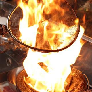 炭焼きで楽しむ九州のさつま知覧どり