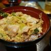 そば処 いさむ - 料理写真:親子丼(880円)