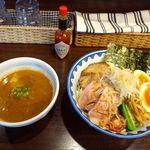 40703408 - ガンコンエビつけ麺