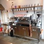 40704274 - 再訪、厨房写真を写させて貰いました、ラ・マルゾッコ他・・