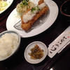 玉喜亭 - 料理写真:雷山豚のおろしロースかつ定食♡  better half は ロースミックス定食♡