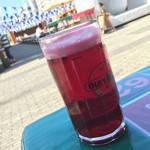 小樽ビール 夏のビアガーデン - チェリーボーイ♪(違