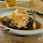 Sobaizakayamangetsu - 茄子の田舎煮