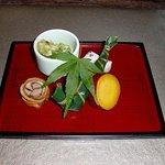 Yusan - 前菜