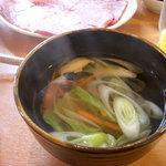 4071429 - 野菜スープ