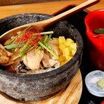 日比谷こまち - 石焼き・鶏のひつまぶし
