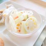 206 - 夏野菜のピクルス (単品250円) '15 7月中旬