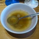 コシード デ ソル - スープ
