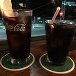 40711699 - 2015/08 コカ・コーラ 500円、アイスコーヒー 500円