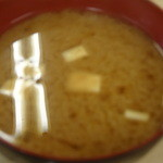 一心 - 味噌汁(50円)