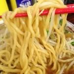 男前☆飛雄馬 - 男前・醤油麺リフト