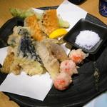 40715047 - 夏野菜の天ぷら
