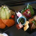 さかた  - 季節のお弁当(アップ)