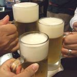 40716517 - この日はサービスデーで生ビールが200円!