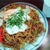 豊楽食堂 - 料理写真:焼きそば(特大)