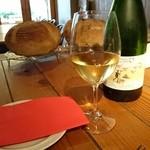 40719541 - 休日の午後ワインはとても優雅