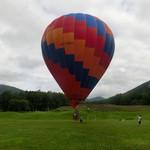星野リゾート リゾナーレ トマム - 気球にも乗れるよ♪
