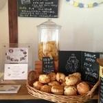 カフェ・ド・ロトリー - 8月中は自家製レモネードも登場!テイクアウトスコーンもあります