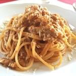 アルチ・ゴーラ - 猿シッタャのスパゲッティ