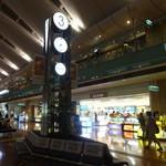 東京食賓館 - 時計台3番の前