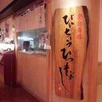 ひつまぶし名古屋 備長 - ソラマチ6階にあるお店です。