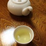 七福家 - 御茶のサービス