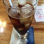 野の花 - アイスコーヒー
