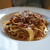イル・トゥルッロ - 料理写真:ミートソーススパゲッティ